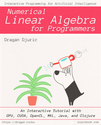 Numerical Linear Algebra for Programmers